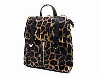Рюкзак женский Vienca 201 леопард