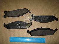 Колодка тормозная CHRYSLER STRATUS 04.1996- передняя (производство REMSA) (арт. 0570.02), rqv1
