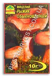 Мицелий «Рыжик Обыкновеный» 10 г