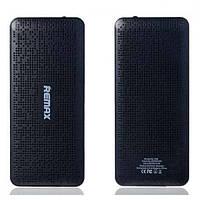Внешний аккумулятор Power Bank REMAX PURE PL-P10 10000 mAh - Black, фото 1