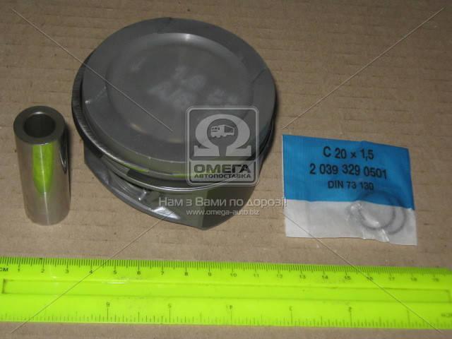 Поршень VAG 81.51 1.6 ADP/AEK/AFT/AUR/AKL (производство Mahle) (арт. 033 01 02), AGHZX