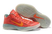 Мужские кроссовки Nike Zoom Hyperfuse Low (Hf low_01), оранжевые