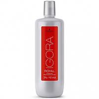 Лосьон-проявитель Igora Royal Oil Developer 3%, 1000 ml