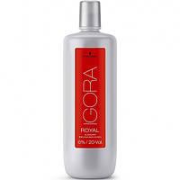 Лосьон-проявитель Igora Royal Oil Developer 6%, 1000 ml