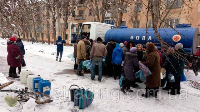 В одном из сел Луганщины из-за аварии насоса пропало водоснабжение, - ГСЧС.