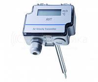 AVT-D-R Канальный датчик скорости и температуры воздуха с дисплеем и релейным выходом