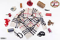 Кашемировый брендовый платок Burberry1