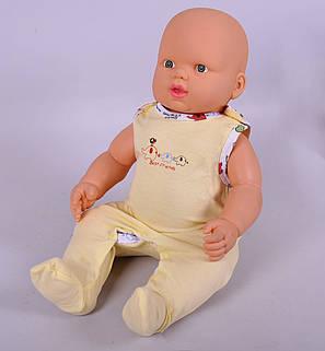 Детские ползунки с коротким рукавом, фото 2