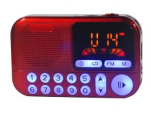 Радио MP3/USB 808-806