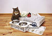 """Кроватка для собак и кошек """"Прованс"""""""