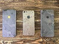 Накладка, чехол из натурального камня для iphone
