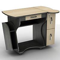 Стол для ноутбука СУ-3К Тиса мебель