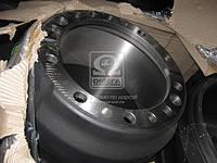 Барабан тормозной МАЗ (дисковые колеса) 10 шпилек (RIDER), AHHZX