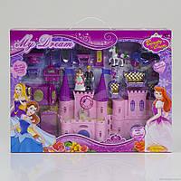 Замок для кукол SG 2970  музыка, свет, на батарейке