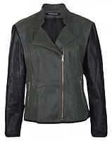 22732 куртка черно-зеленая BETTY BARCLAY