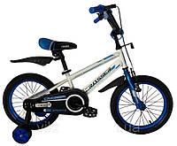 Детский двухколесный велосипед Crosser Sports  Спортс 14 дюймов