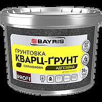 Силиконовая грунтовка «Кварц-грунт» «Bayris» Байрис 14кг