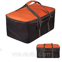 Органайзер в багажник Штурмовик АС-1538 BK/OR