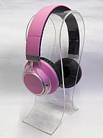Наушники накладные Gjby GJ-11 цвет розовый