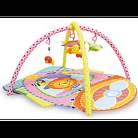 Коврик развивающий для младенцев Bertoni Plane 1030030