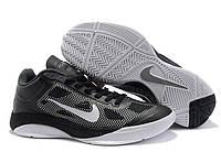 Мужские кроссовки Nike Zoom Hyperfuse Low (Hf low_03), чёрные
