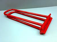 Рамка для закрытия двойного стоячего фальца