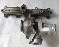 """Автомобильные турбокомпрессоры для Volkswagen Skoda Audi Seat 1.9 TDI """"KKK""""(751851-5003S)"""