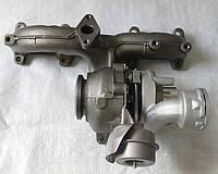 """Автомобильные турбокомпрессоры для Volkswagen Skoda Audi Seat 1.9 TDI """"KKK""""(751851-5003S), фото 1"""