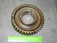 Шестерня 2 передачи вала вторичного ЗИЛ,ПАЗ (АМО ЗИЛ, производство СААЗ) (арт. 320570-1701127), AHHZX