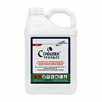 Фунгицид СТРОБИТЕК МУЛЬТИ ( Строби+Тилт ) ( канистры 5л ) крезоксим- метил, 125 г/кг + пропиконазол 150 г/л