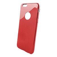 Чехол GlobalCase Jelly для Apple iPhone 6/6s (TPU, Red)