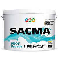 SACMA PROF Facade Акрилова фарба для фасадів(10 л)