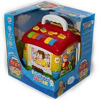 """Развивающая игрушка """"Говорящий домик"""" Joy Toy 9149"""
