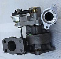 Автомобильный турбокомпрессор Турбина KKK KP35,Citroen C 1,Mazda 2,Peugeot,Ford 1.4 HDI (5435 988 0009)