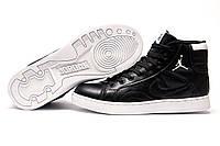 Кроссовки женские Найк Air Jordan, черные, р. 36 37 38 39 40