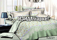 Ткань Сатин 3Д - постельная 60 м - №244