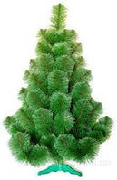 Ялинка/ сосна штучна новорічна з підставкою, висота 1м