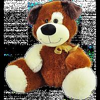 Мягкая игрушка собака купить Щенок (коричневый) - 85 см