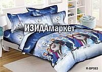 Ткань Сатин 3Д - постельная 60 м - №315