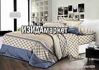 Ткань Сатин 3Д - постельная 60 м - №325