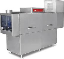 Тунельна посудомийна машина Empero EMP.2000 з сушкою і блоком попередньої мийки