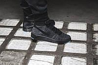 Кроссовки мужские Nike Air Force 1 Ultra Flyknit Black