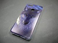 Силиконовый TPU чехол Xiaomi Mi A1 / Xiaomi Mi5x (Wolf), фото 1