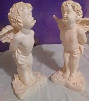 Статуэтка 43 см Ангелы поцелуйчики средние