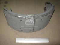 Колодка тормозная литая в сборе ЕВРО-1 (покупной КамАЗ) (арт. 53229-3501090-51), AGHZX, фото 1