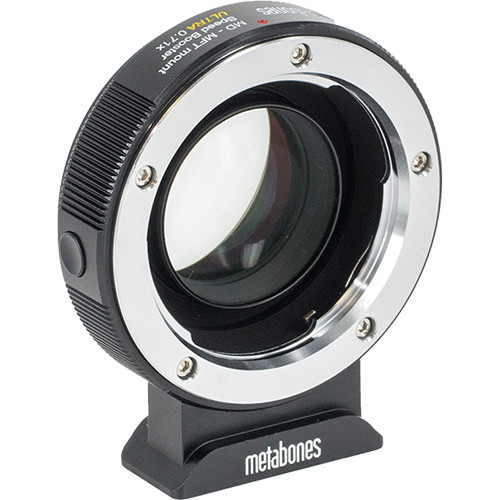 Metabones Ultra 0.71x Adapter for Minolta MD-Mount Lens to Micro Four Thirds-Mount Camera (MB_SPMD-M43-BM3)