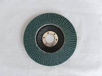Круг лепестковый торцевой NOVO 125 Extreme P120, фото 1