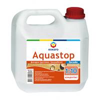 Фасадная грунтовка ESKARO Aquastop Facade концентрат (1:10), 1л
