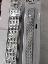 Аккумуляторный светильник Feron EL119 DC