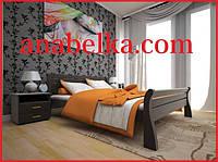 Кровать деревянная  Ретро (Тис)